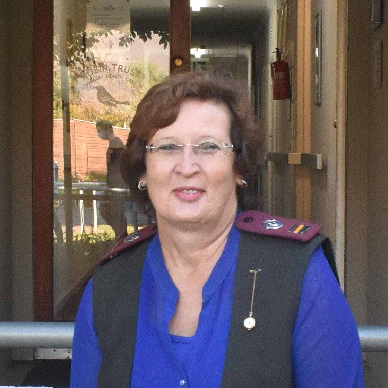 General Manager Corlea Viljoen