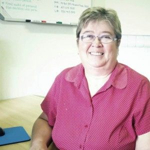 Maureen Esterhuizen
